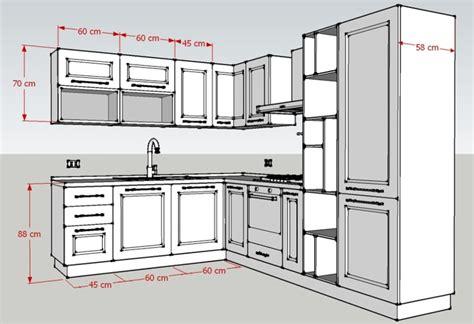 cucine componibili misure misure cucina cucina componibile stella conforama per