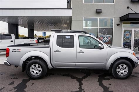 nismo nissan truck used 2005 nissan frontier nismo 4x4 truck for sale 35541a