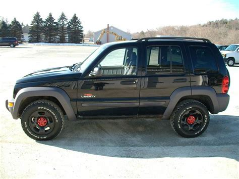 2004 Jeep Liberty Type 2004 Jeep Liberty Sport 4dr 4wd Suv In Castleton Vt