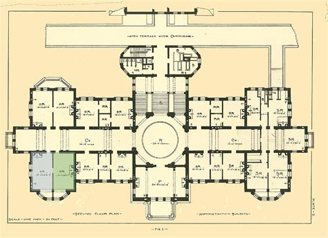 administration office floor plan the osler room