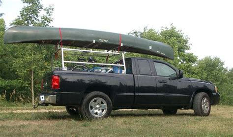 Canoe Racks For Trucks by Net Buy Diy Tacoma Canoe Rack