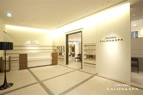 Shiseido Shoo 資生堂 サロン スパ 銀座 東京 関東 資生堂美容室