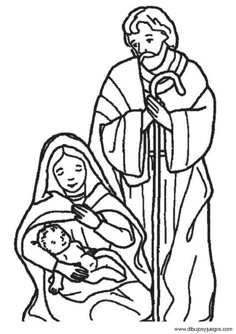 imagenes para dibujar nacimiento dibujo de nacimiento de jesus nazaret 007 dibujos y
