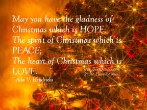 inspirational christmas quotes quotesgram