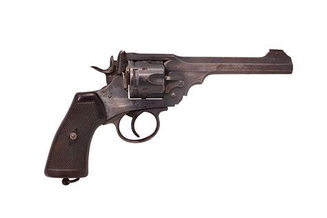 Re Volver webley revolver