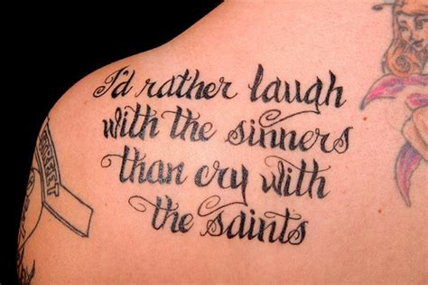 song lyrics tattoos 25 amazingly creative tattoos inspired by