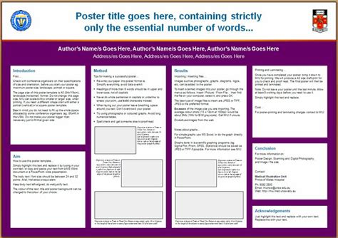 Exles Of Award Winning Professional Scientific Posters This Web Site Was Award Winning Website Templates