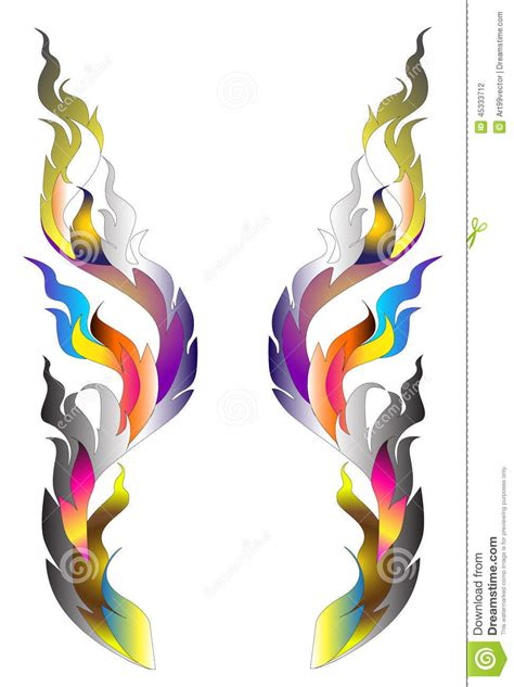 Thai Design line thai design stock illustration image 45333712