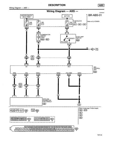 service manual repair anti lock braking 1999 infiniti i auto manual service manual repair
