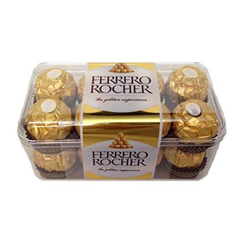 Ferrero Rocher 16 ferrero encuentra ofertas en l 237 nea y compara precios en