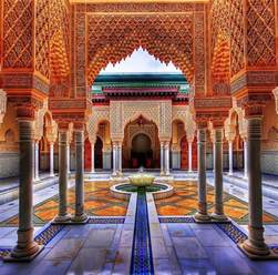 Moroccan Architecture Customised Morocco Tours Activities Morocco Tour