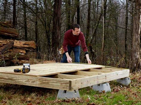 build your own simple shed from scratch popular