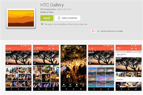 gallery apk official htc sense 6 apps apk from play store right now direct links redmond pie