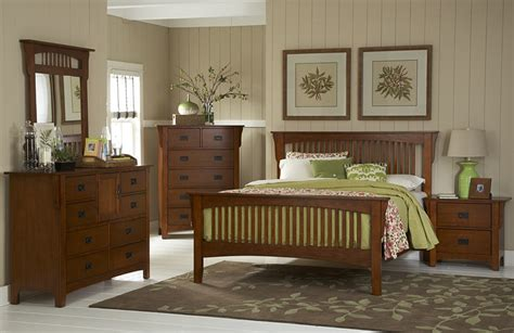 Mission Style Bedroom Set | catalog of home furniture sets von furniture
