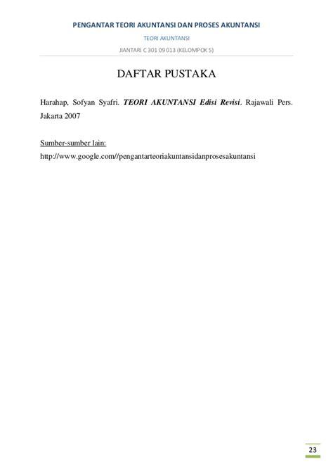 Ekonomi Teori Akuntansi Sofyan Syafri Harahap makalah teori akuntansi jiantari c 301 09 013