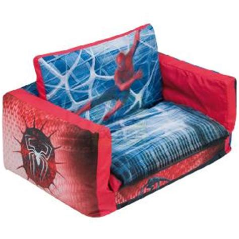 spiderman flip sofa sofa bed and flip out