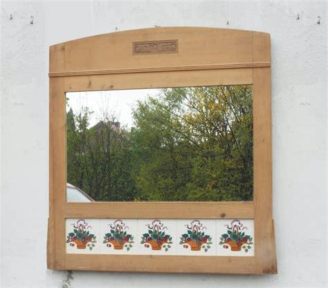 Antik Spiegel Weiß by Alter Antiker Spiegel Mit Kacheln With Antike Spiegel
