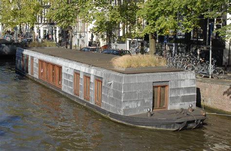 woonboot te koop prinsengracht amsterdam uitbreiding wonen op het water dreigt stadsdeel wil af