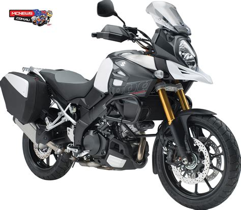 Suzuki V Strom 1000 Accessories by Suzuki Introduce Dl1000 Luggage Accessory Packs
