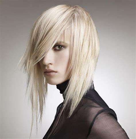 rocker hair cut for ladies rock hairstyles for women