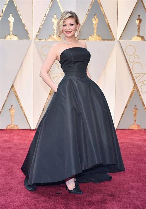 Worst Dressed Of The Day Kirsten Dunst Oscars Edition by Kirsten Dunst Oscars 2017 Carpet Fashion Best