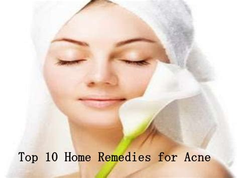 12 Best Home Remedies For Pimples by Top 10 Home Remedies For Acne