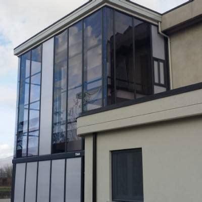 tettoie per scale esterne coperture per scale interne ed esterne nuova tecnocoperture