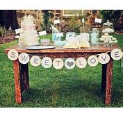 Dessert Tables  Yummy ♥ Cute Wedding Ideas
