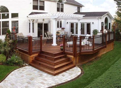 Patio Deck Designs Free Free Patio Porch Design Ideas Plans Pictures Pictures
