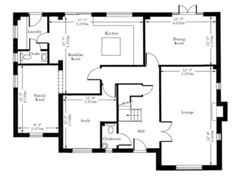 Floorplan Design House Floor Plans With Dimensions House Floor Plans With Indoor Pool Home Architect Plans