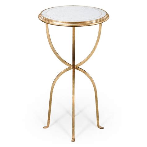 round accent tables cora round accent table luxe home company