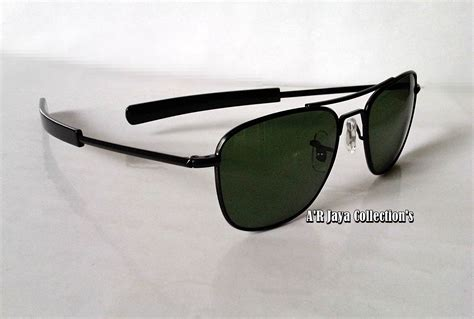 Kaca Mata Gaul Murah Frame Fashion Wanita Hitam Glass jual sunglasses kacamata outdoor american optical ao