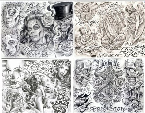 tattoo art styles chicano style from when you search chicano