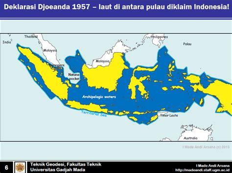 Nusantara Dan Alur Laut Kepulauan Indonesia Kresno Buntoro blogschology melukis garis pangkal kepulauan indonesia