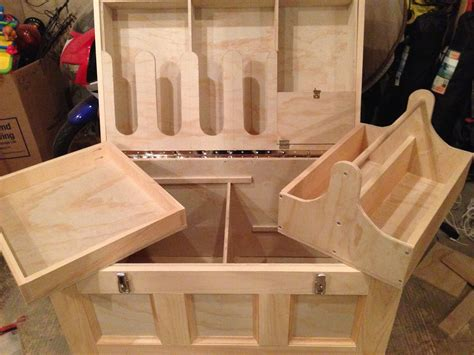 tack armoire ana white tack box diy projects