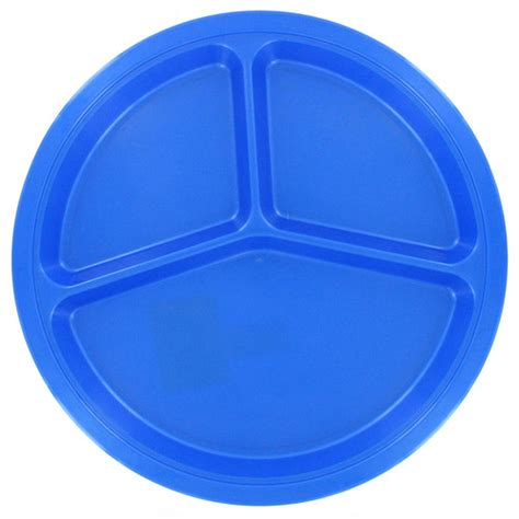 sectioned plate b r plastics 10 5 quot divided picnic plate reviews wayfair
