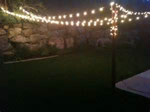 Backyard Lights by Do It Yourself Duo Summer Nights Summer Lights