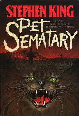 libro mansions of misery a pet sematary wikipedia
