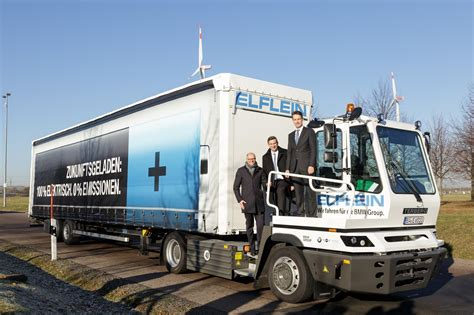 electric truck bmw group puts another 40t battery electric truck into