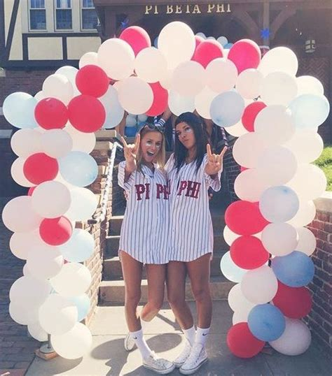 bid day themes pi beta phi 1000 images about cute bid day recruitment ideas on