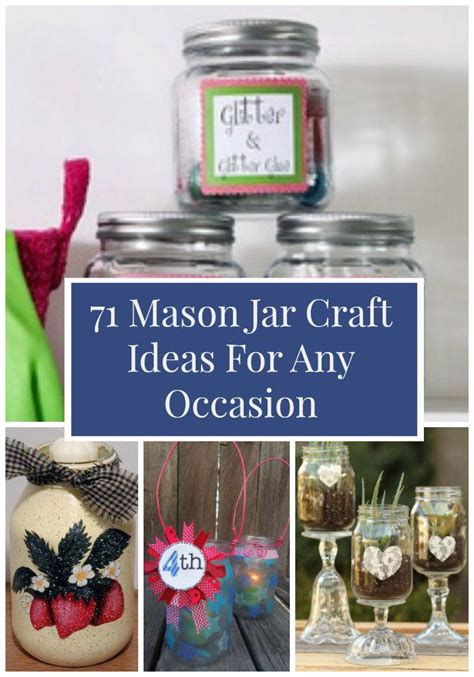 craft activities images on the occasion of christmas 71 jar craft ideas for any occasion favecrafts