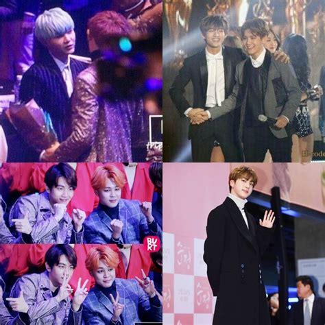exo dan bts exo bts tunjukkan interaksi dekat fans minta berhenti