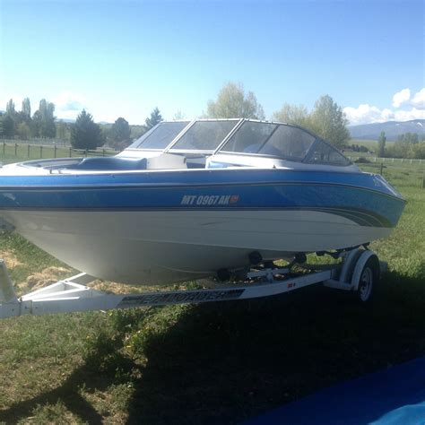 trailer for 20 foot boat larson legacy 20 ft boat with trailer 1991 for sale for