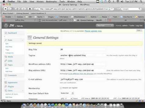 how to convert psd to wordpress theme youtube