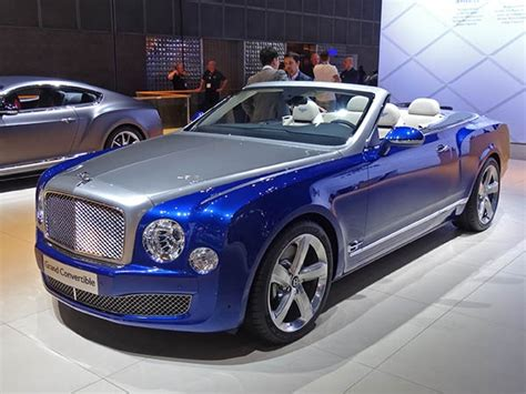 bentley convertible blue bentley grand convertible more than a concept kelley