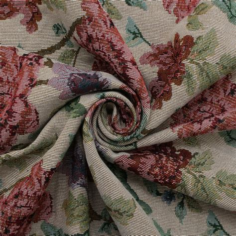 english upholstery fabric english traditional vintage floral garden tapestry