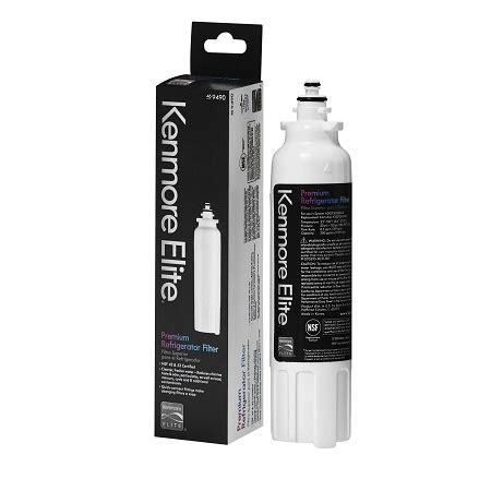 kenmore water filters kenmore elite 46 9409 refrigerator water filter adq73613402 water filter