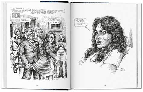 R Crumb Sketches by Robert Crumb Sketchbook Vol 4 1982 1989 Taschen Books