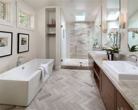 Houzz Modern Bathrooms by Best Modern Bathroom Design Ideas Remodel Pictures Houzz