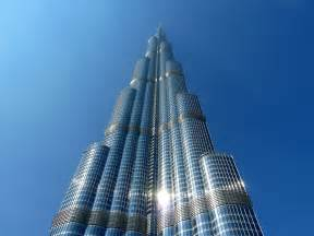 How To Reach World From Dubai Dubai Skyscraper Officially Tallest In The World Nu